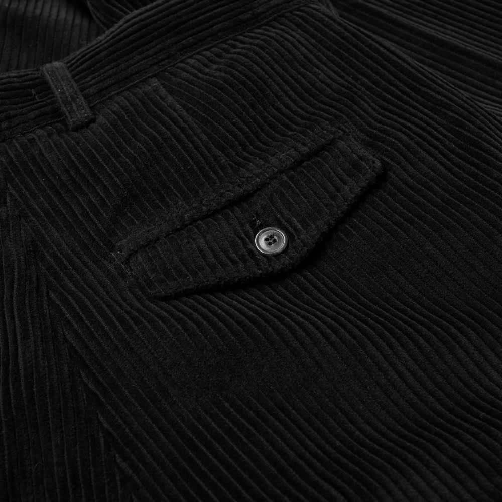 Our Legacy Chino 22 Cord - Black Corduroy