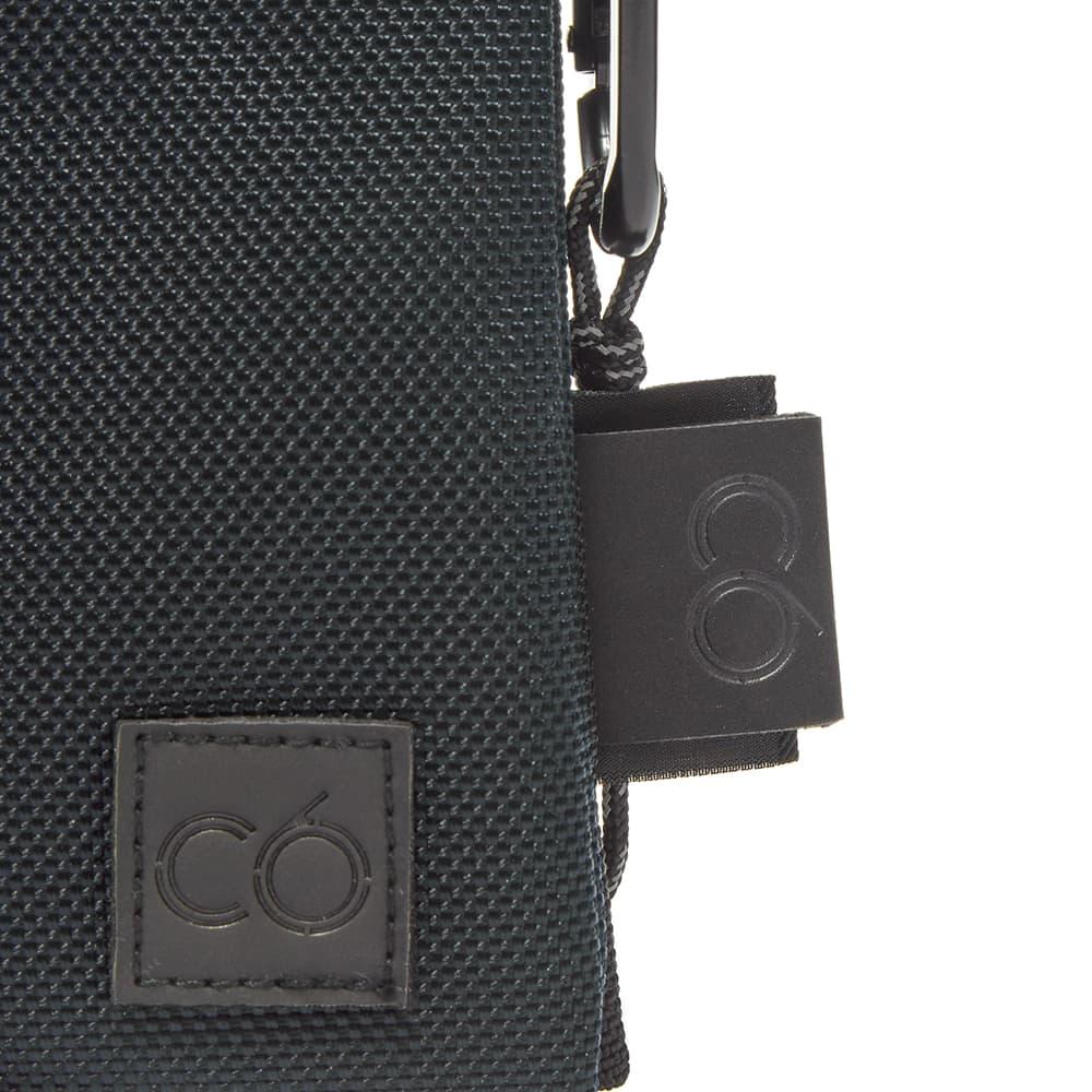 C6 Particle Sacoche Bag - Black Cordura
