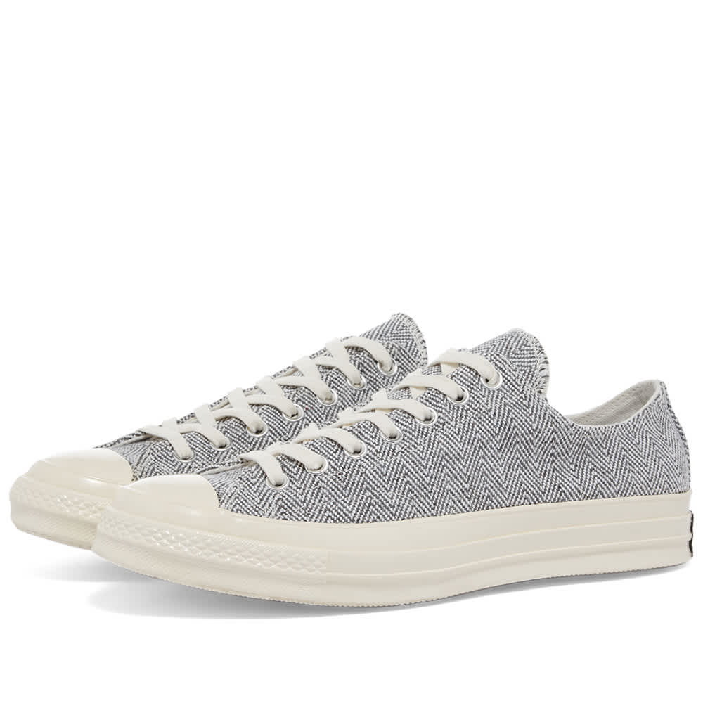 Converse Chuck Taylor 1970s Recycled Canvas Ox