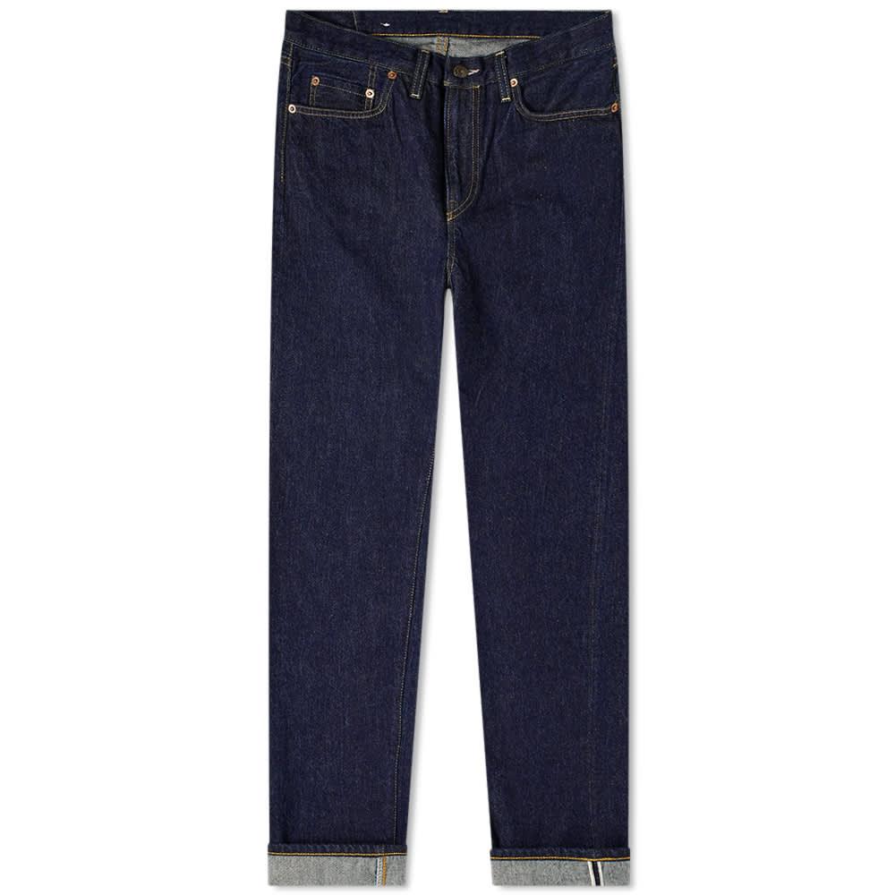 Levi's Vintage Clothing 1954 501 Jean - Rinse