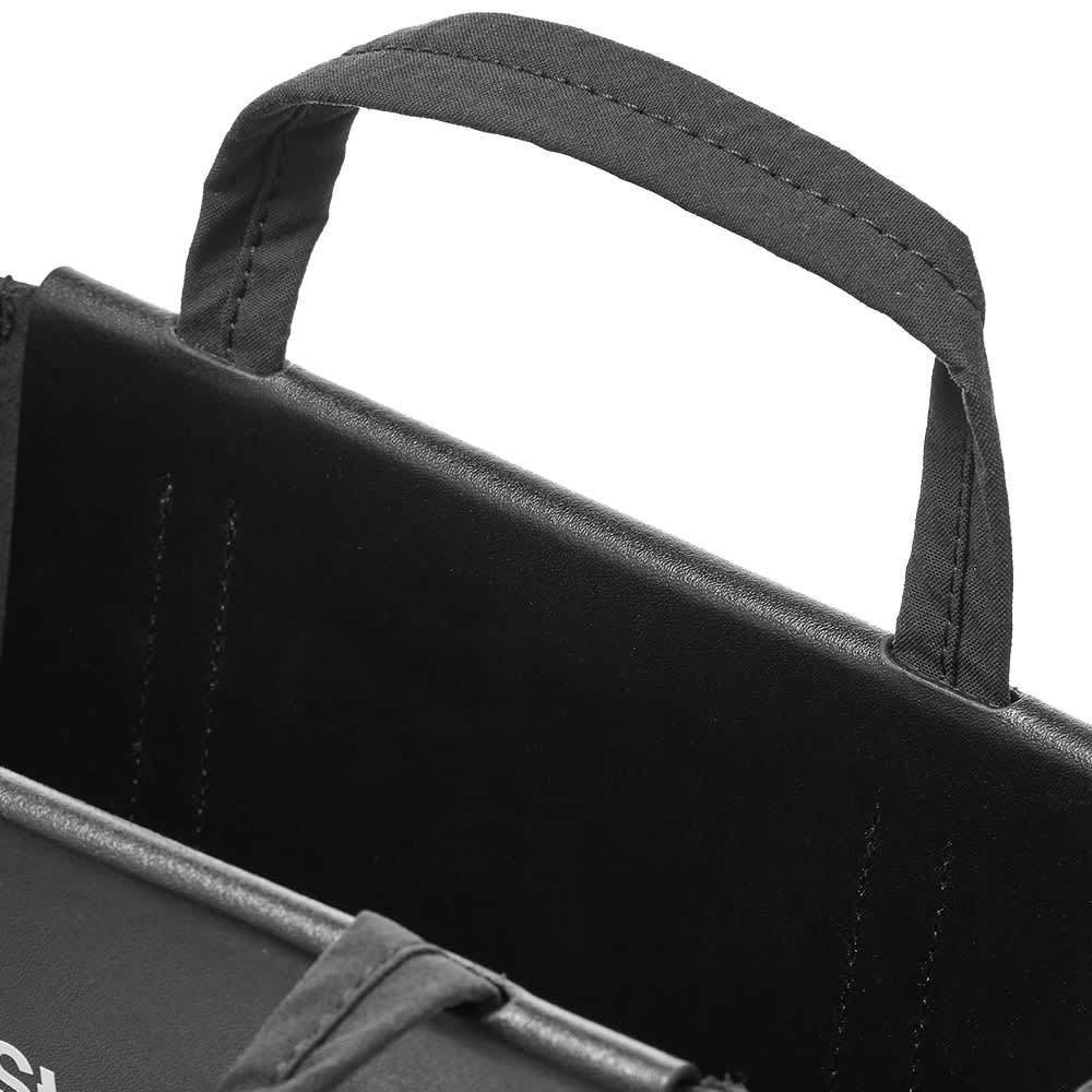 Acne Studios Baker Out Small Tote - Black