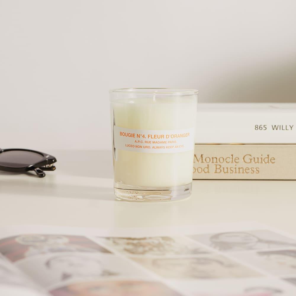 A.P.C. Candle No.4 - Orange Blossom