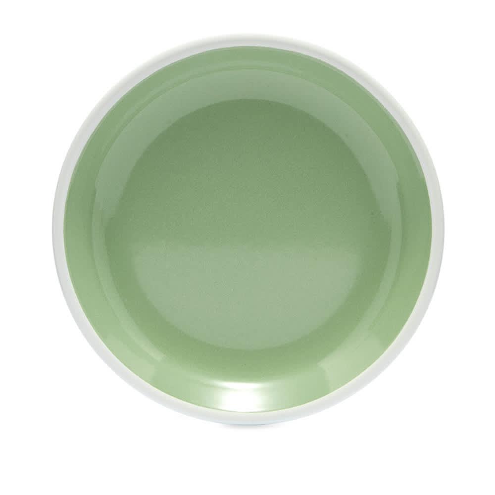 BORNN Enamelware Bloom Small Plate - Mint