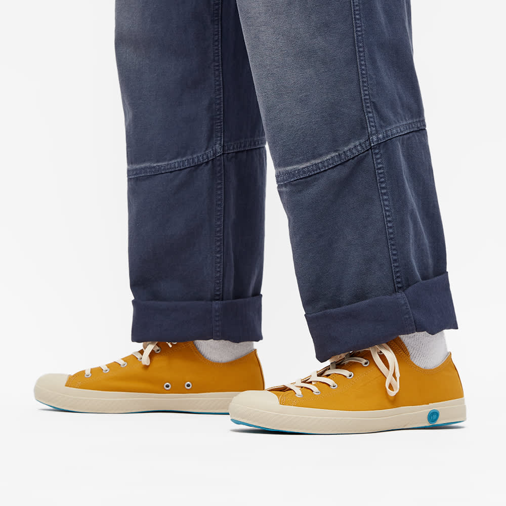Shoes Like Pottery 01JP Low Sneaker - Mustard