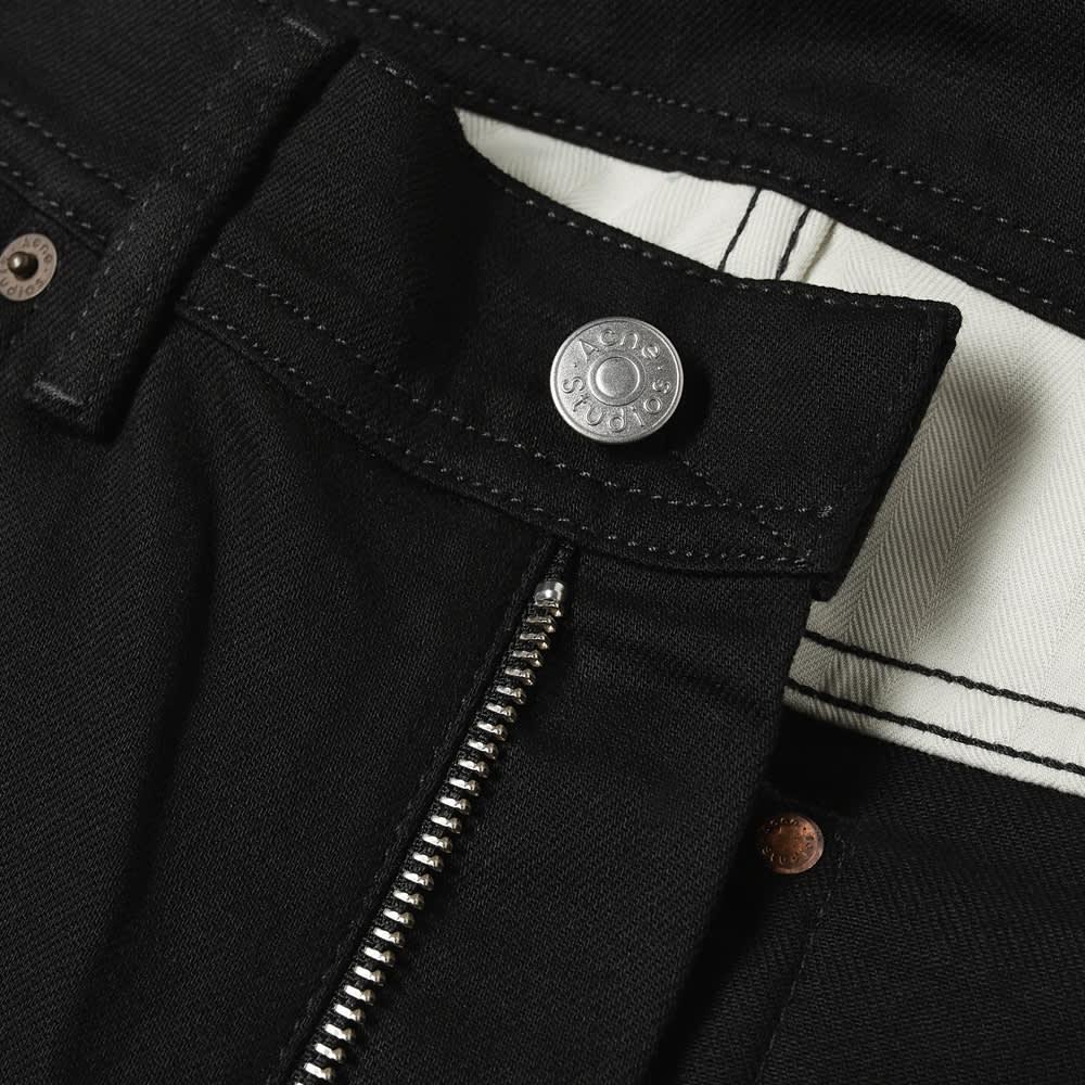 Acne Studios North Skinny Fit Jean - Stay Black