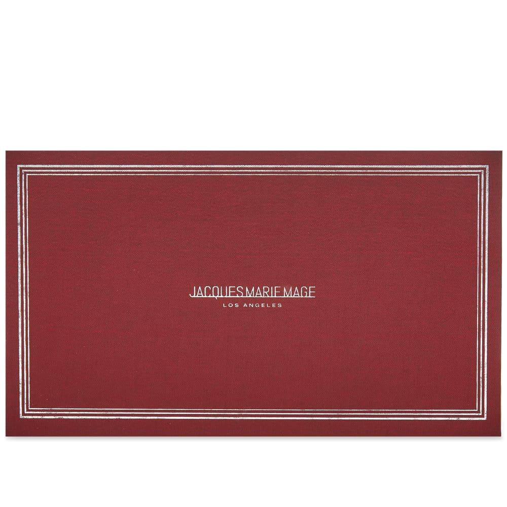 Jacques Marie Mage Brion Sunglasses - Black
