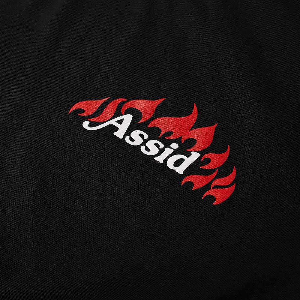 Assid Satanic Rock Music Hoody - Black