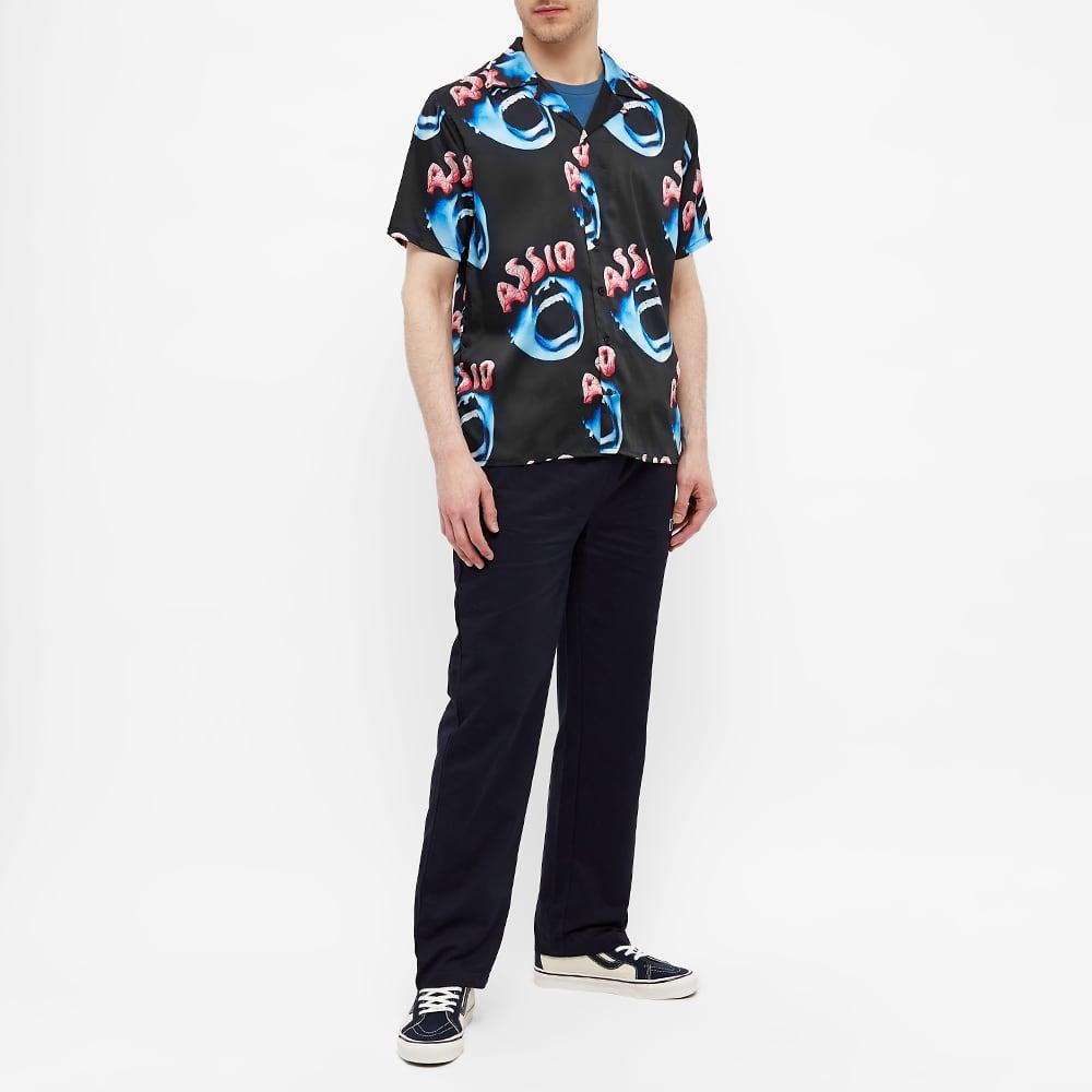 Assid Suspense Vacation Shirt - Black