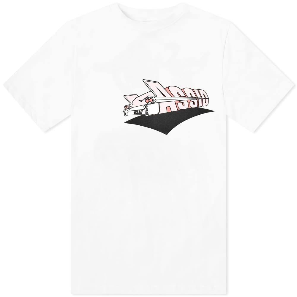 Assid Chevy Tee - White