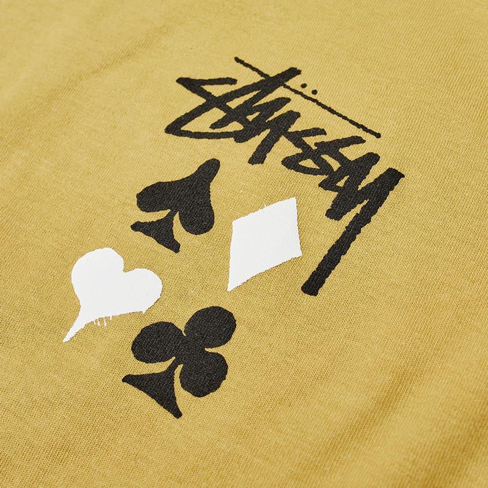Stussy Full Deck 2 Tee - Khaki