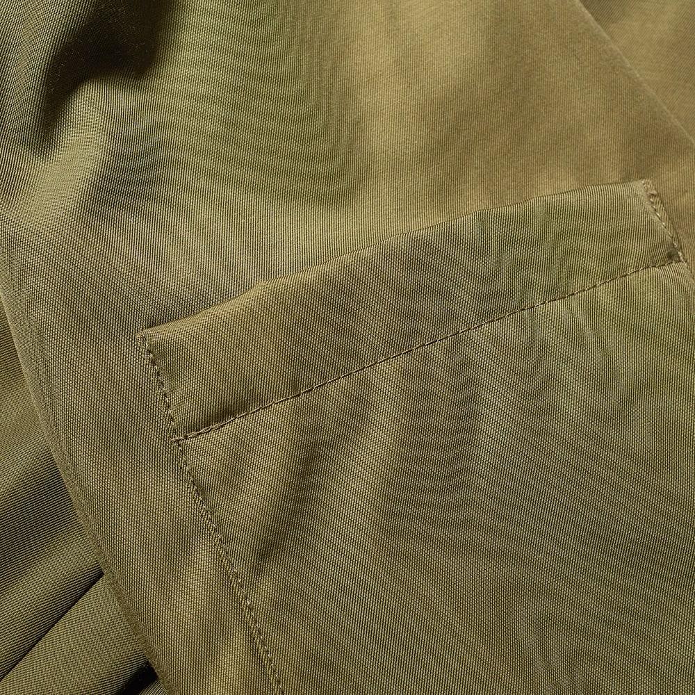 A.P.C. Zip Bomber Jacket - Khaki