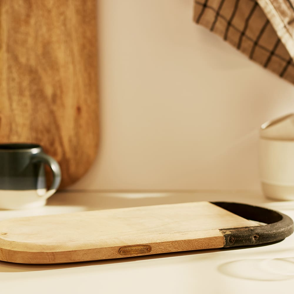 Puebco Small Garageman Cutting Board - Mangowood