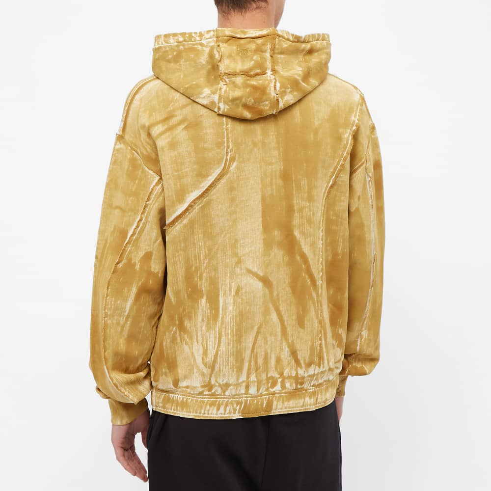 A-COLD-WALL* Corrosion Popover Hoody - Sulpher