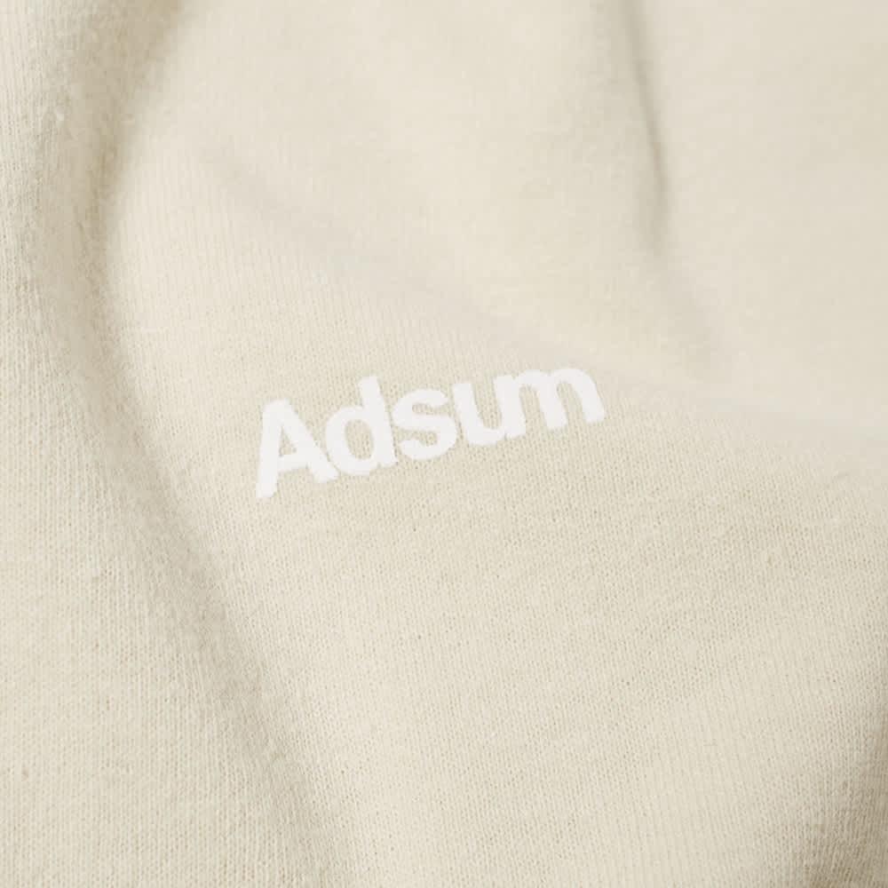 Adsum Core Logo Tee - Beige