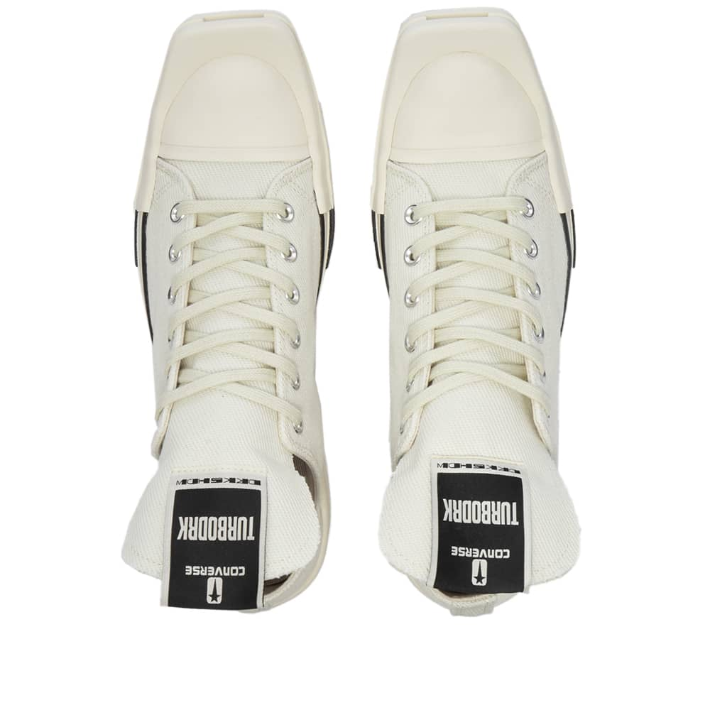 Converse x DRKSHDW Turbodrk Ox - Lilly White