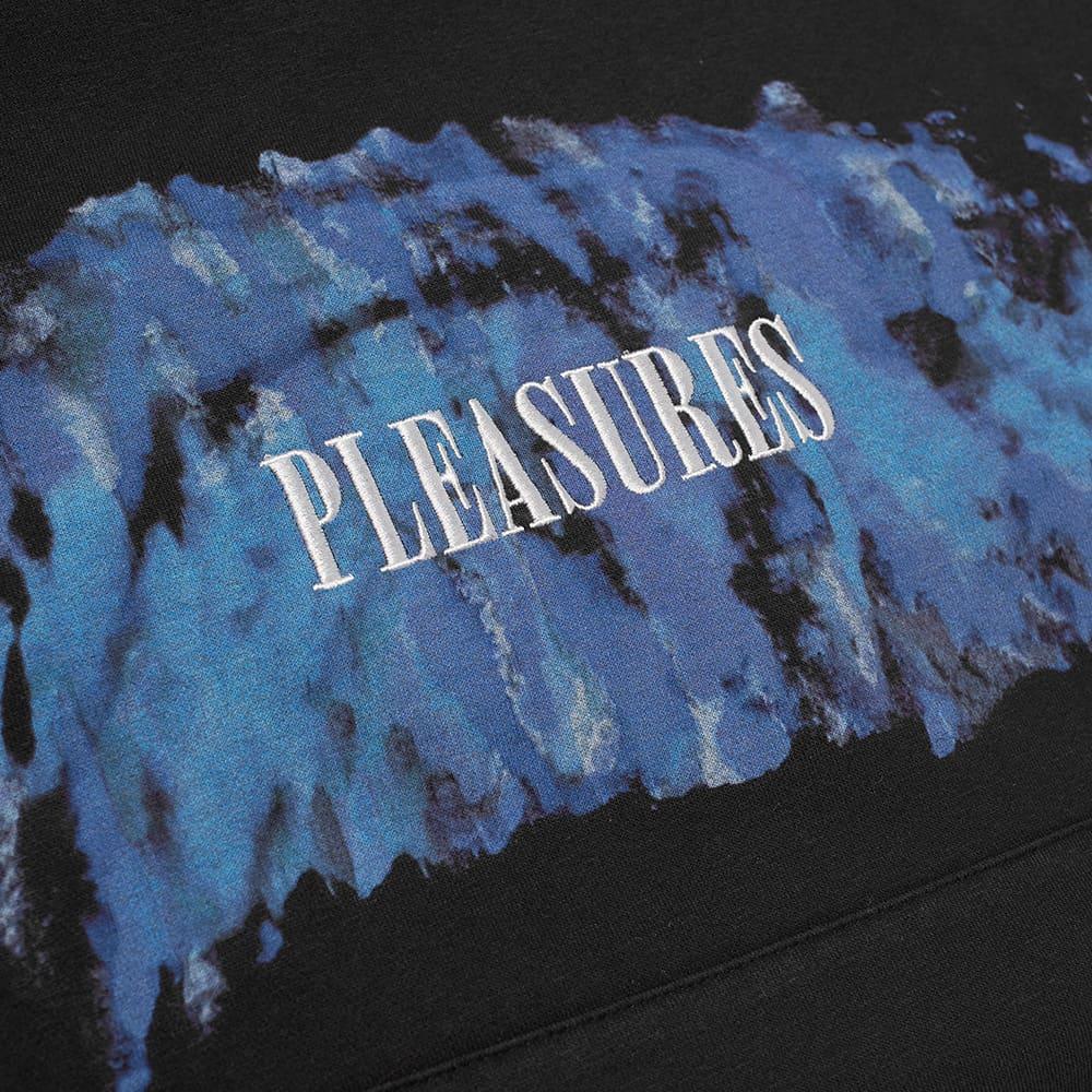 Pleasures Rain Hoody - Black