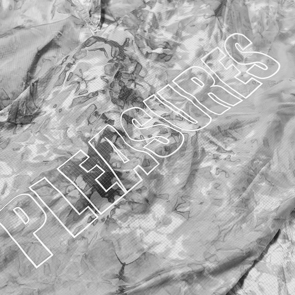Pleasures Jeffery Nylon Cargo Pant - Grey