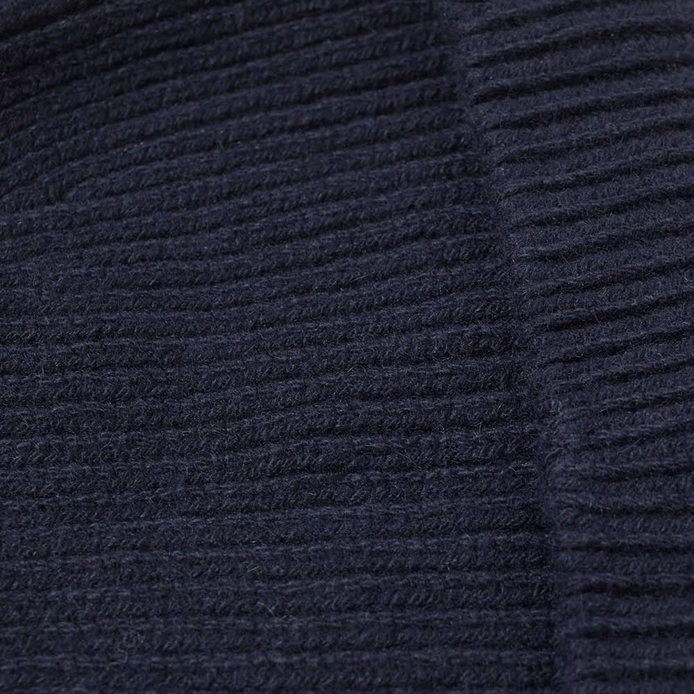 Organic Basics Recycled Cashmere Beanie - Navy