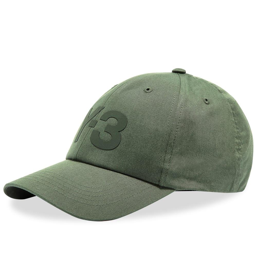Y-3 Classic Logo Cap - Shadow Green