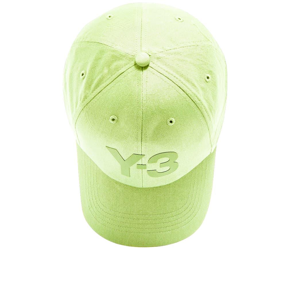 Y-3 Classic Logo Cap - Semi Frozen Yellow