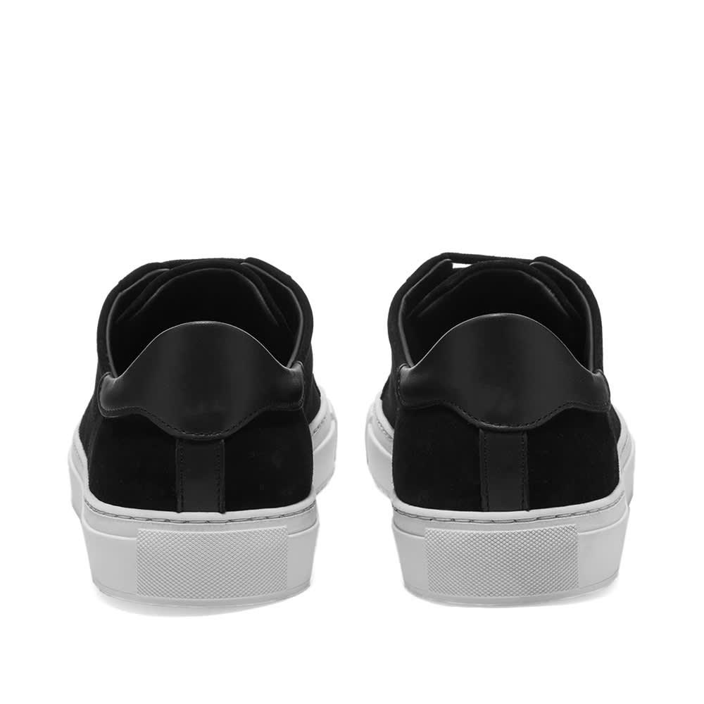 Axel Arigato Clean 90 Suede Sneaker - Black