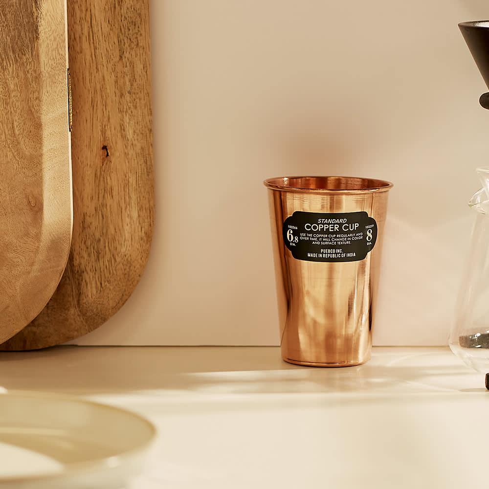 Puebco Copper Cup - Copper