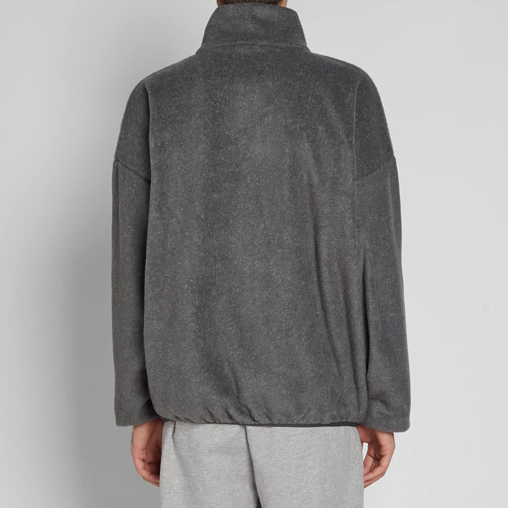 Gosha Rubchinskiy x Adidas Zip Fleece - Grey