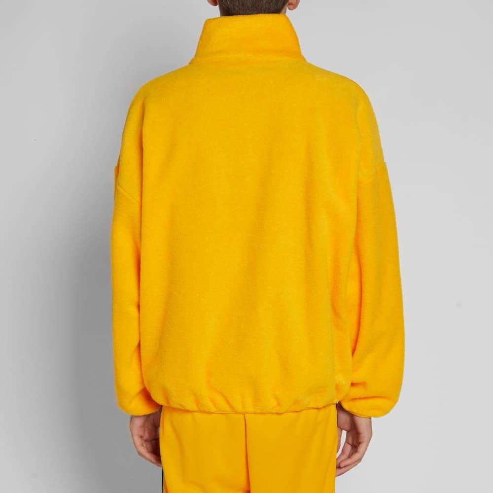 Gosha Rubchinskiy x Adidas Zip Fleece - Yellow