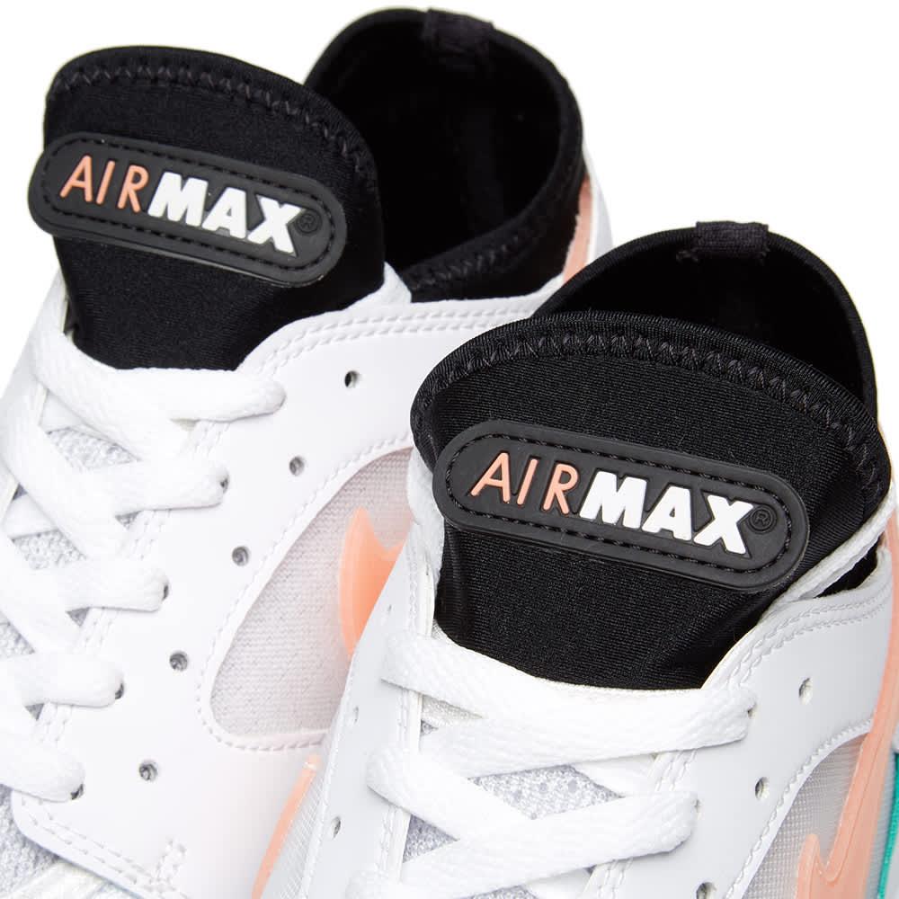 Nike Air Max 93 'Miami' - White, Bliss & Kinetic Green