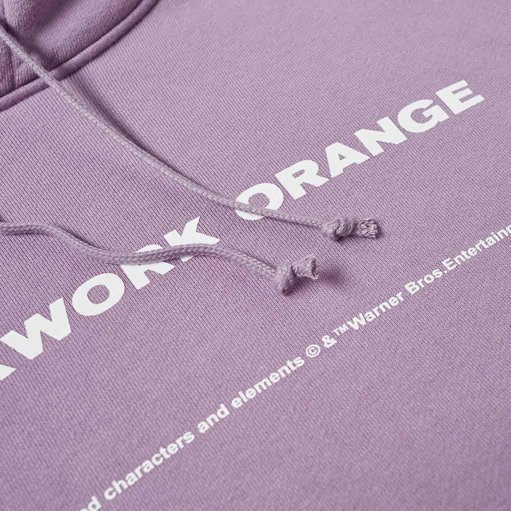 Undercover x A Clockwork Orange Popover Hoody - Lavender