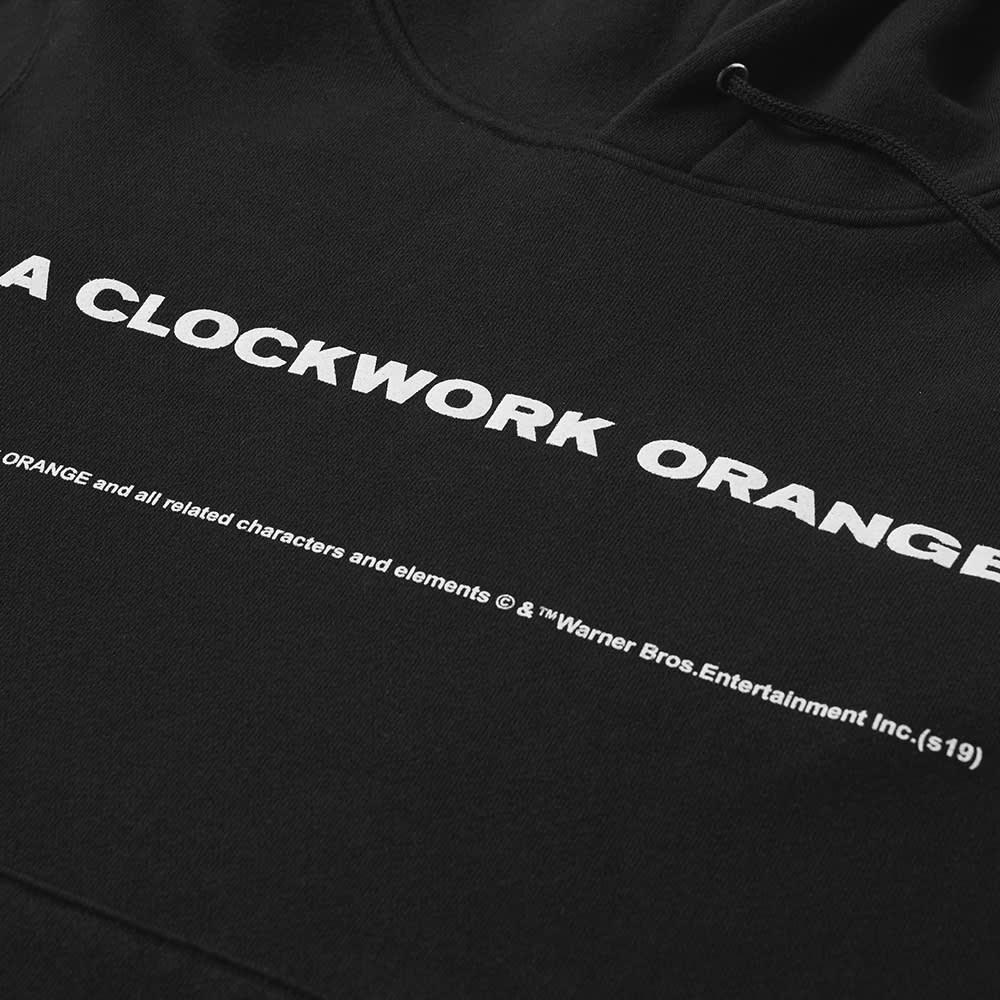 Undercover x A Clockwork Orange Popover Hoody - Black