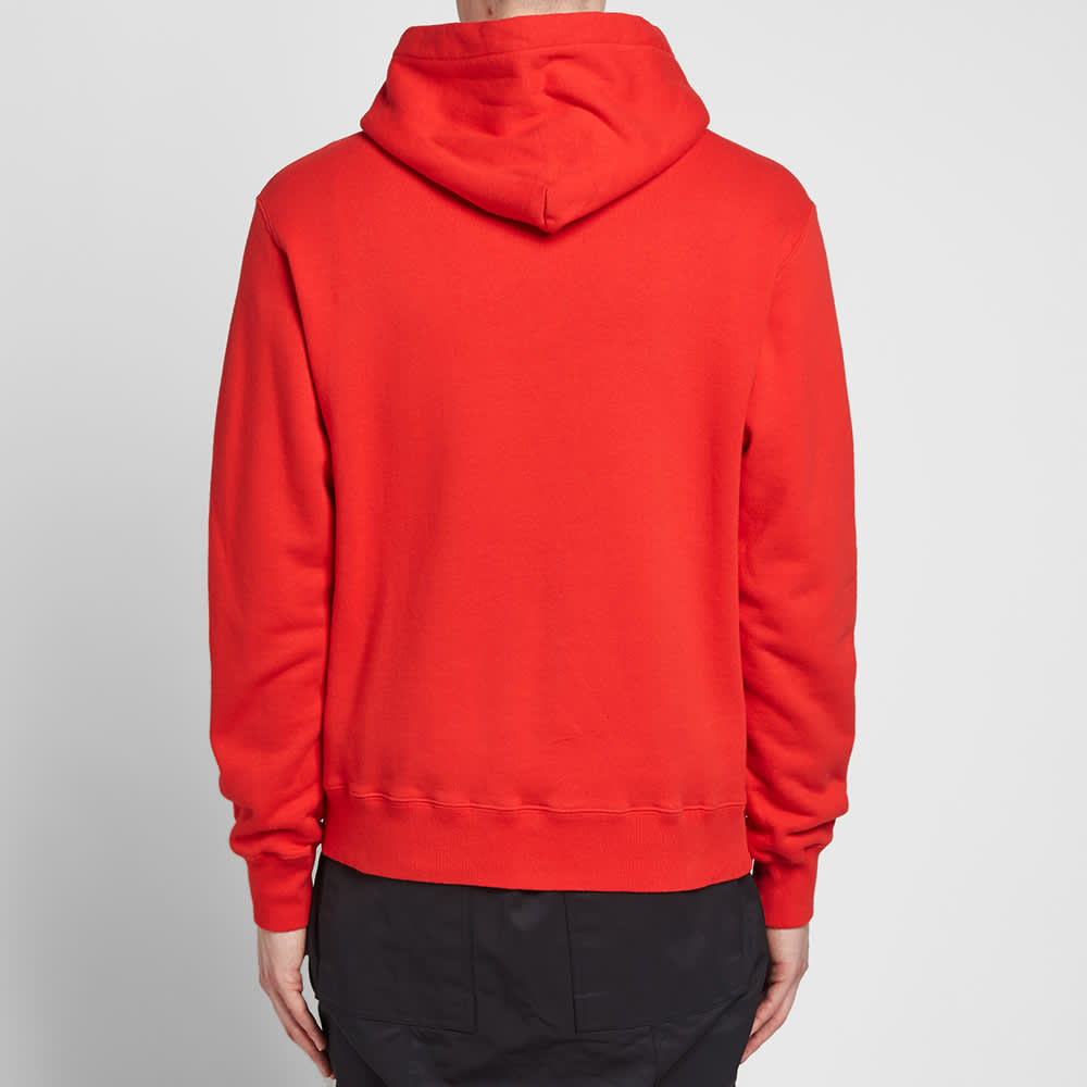 Undercover x A Clockwork Orange Popover Hoody - Red