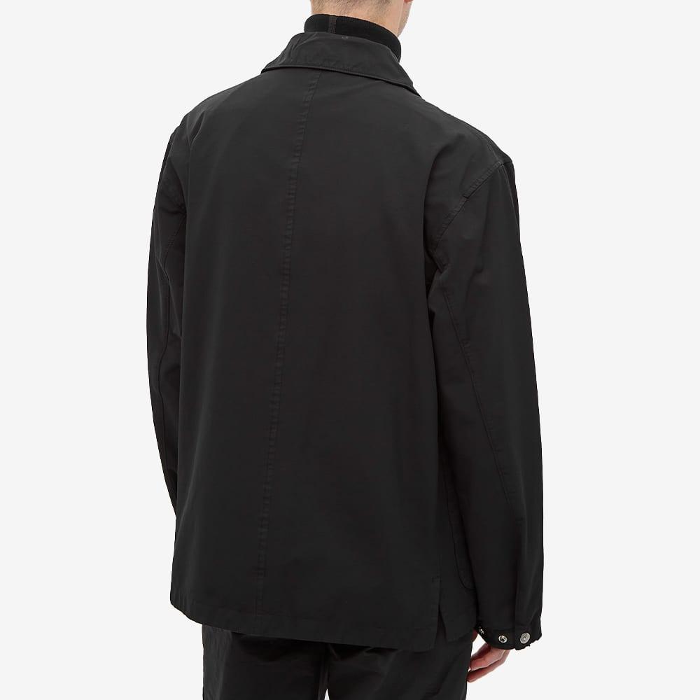 Stone Island Shadow Project Stretch Nyon Workwear Jacket - Black
