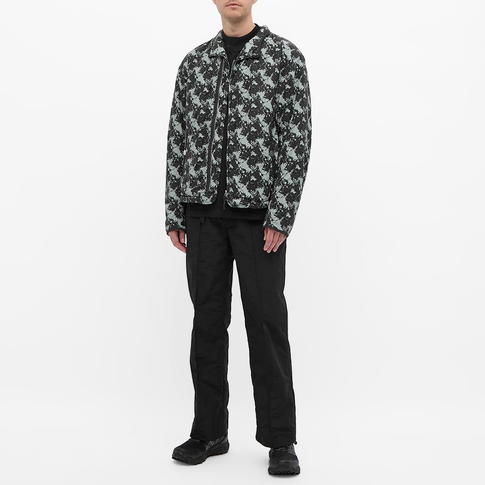 Stone Island Shadow Project Augment Printed Jacket - Black