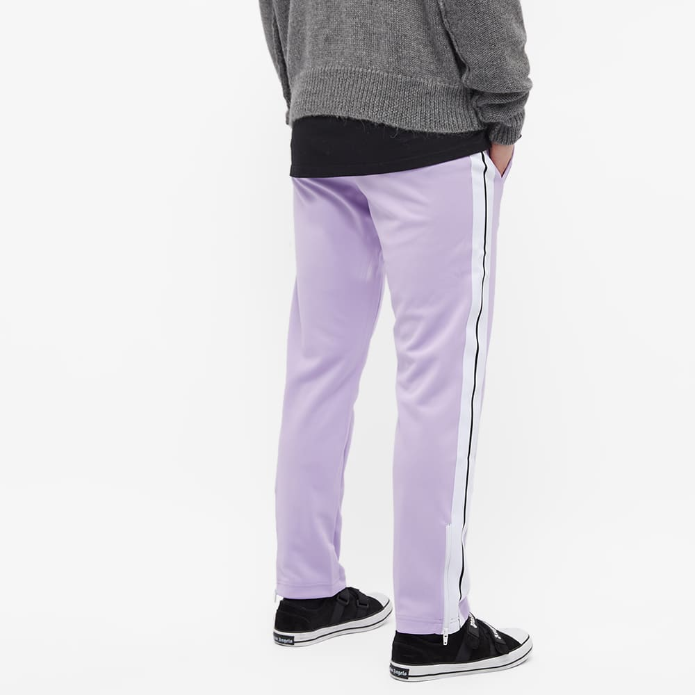 Palm Angels Classic Track Pant - Lilac & White