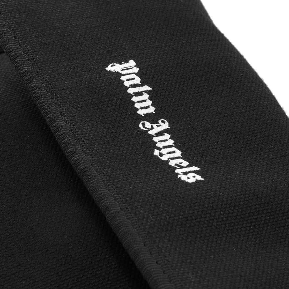 Palm Angels Logo Phone Bag - Black & White