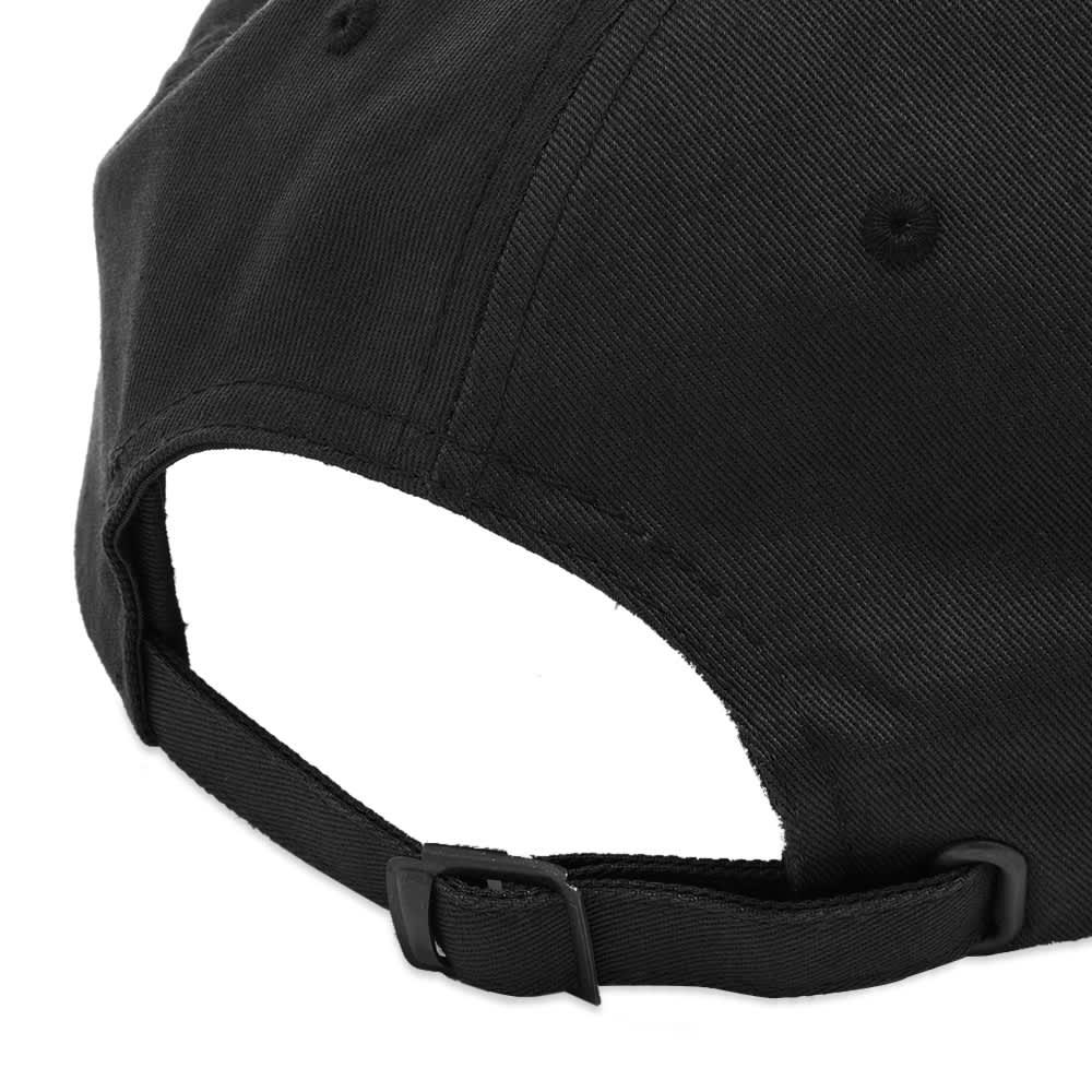 Miles Classic Logo Cap - Black