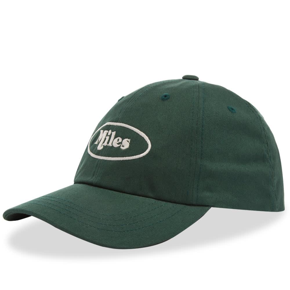 Miles Classic Logo Cap - Green