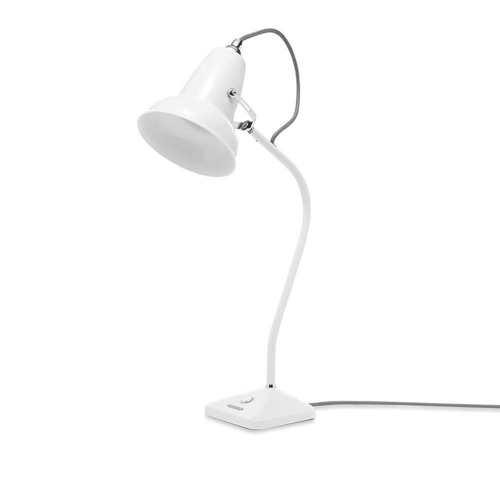 Anglepoise Original 1227 Mini Ceramic Table Lamp - Pure White