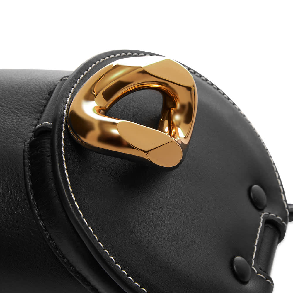 JW Anderson Lid Pocket Cross Body Bag - Black