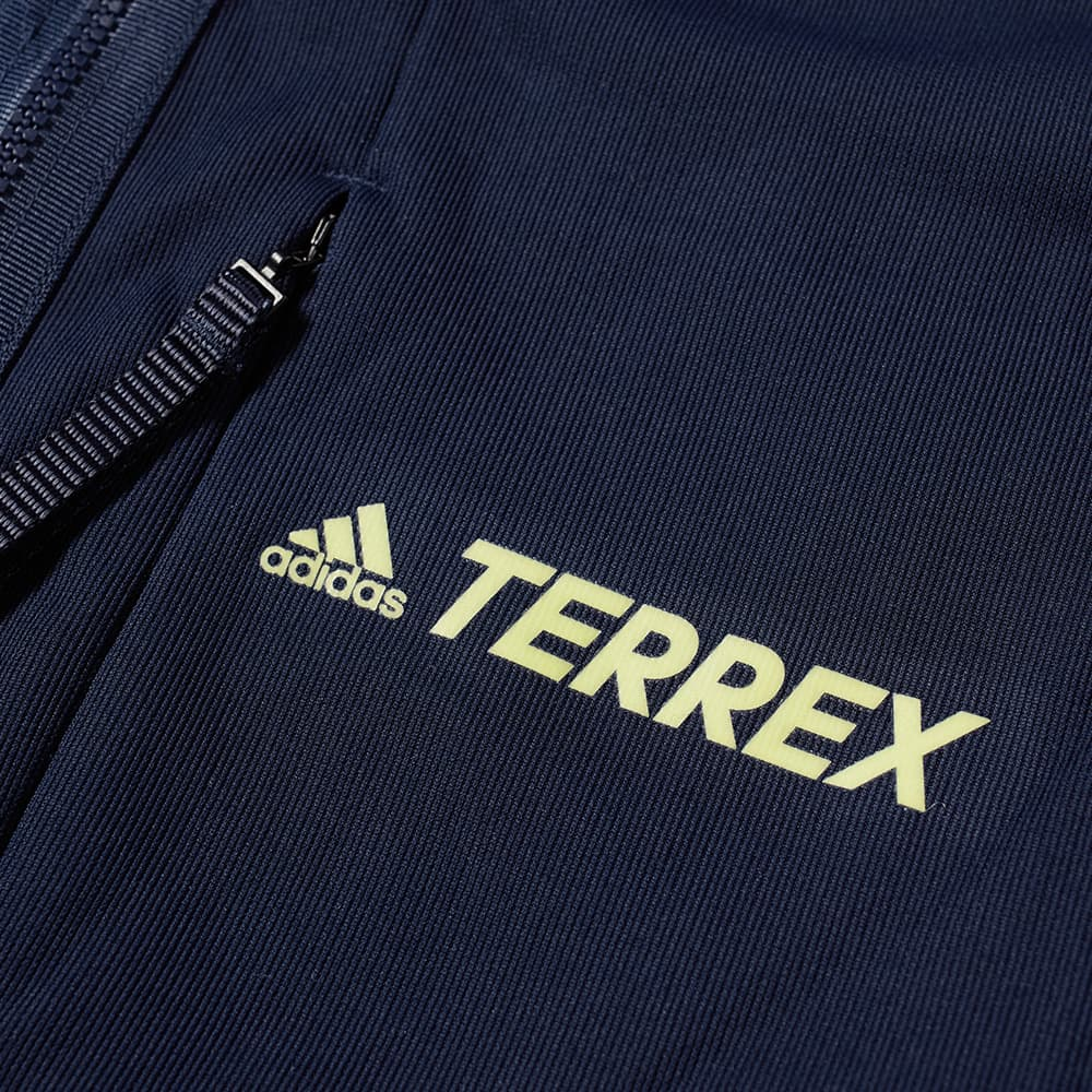 Adidas Terrex Zupahike Hiking Jacket - Legend Ink