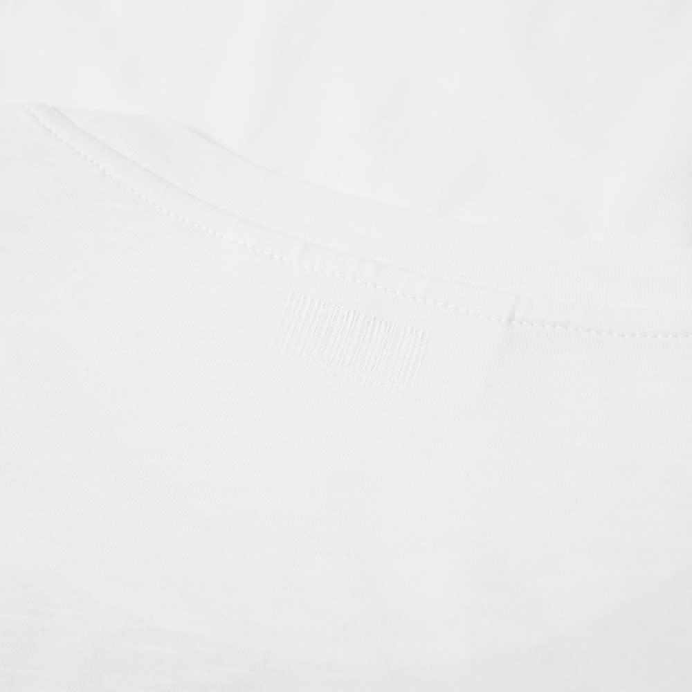 Neil Barrett Collection Date Tee - White & Black