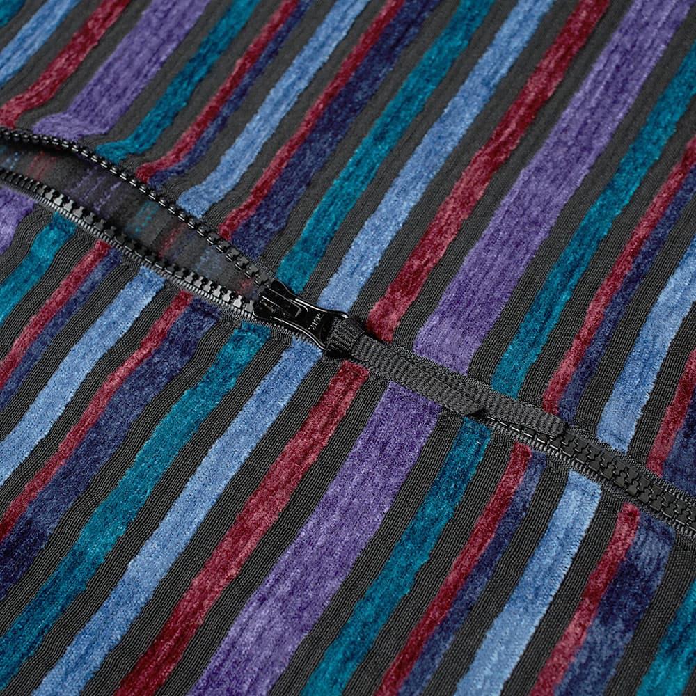 Soulland Mapp Zip Jacket - Multi Stripe