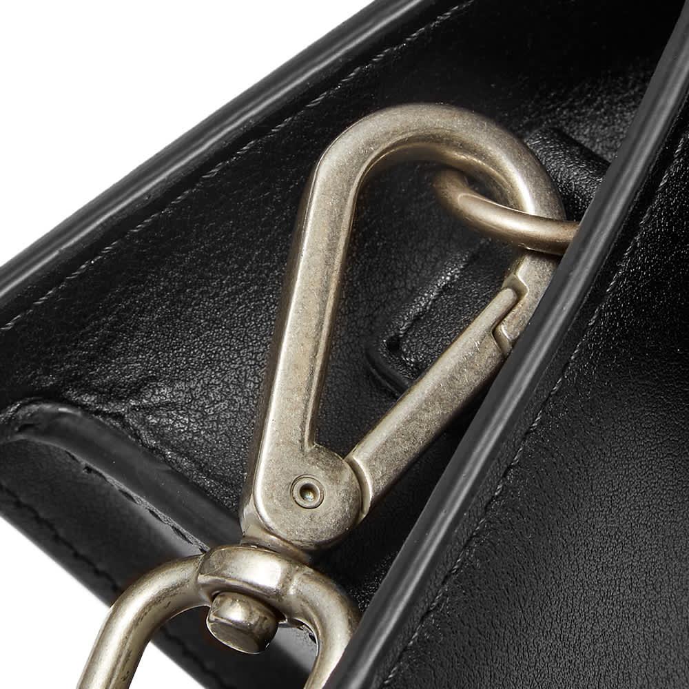 Jacquemus Le Chiquito Homme Mini Bag - Black