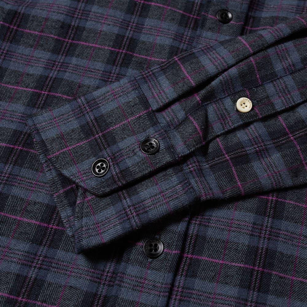 Rag & Bone Pursuit Rove Button Down Shirt - Grey Multi