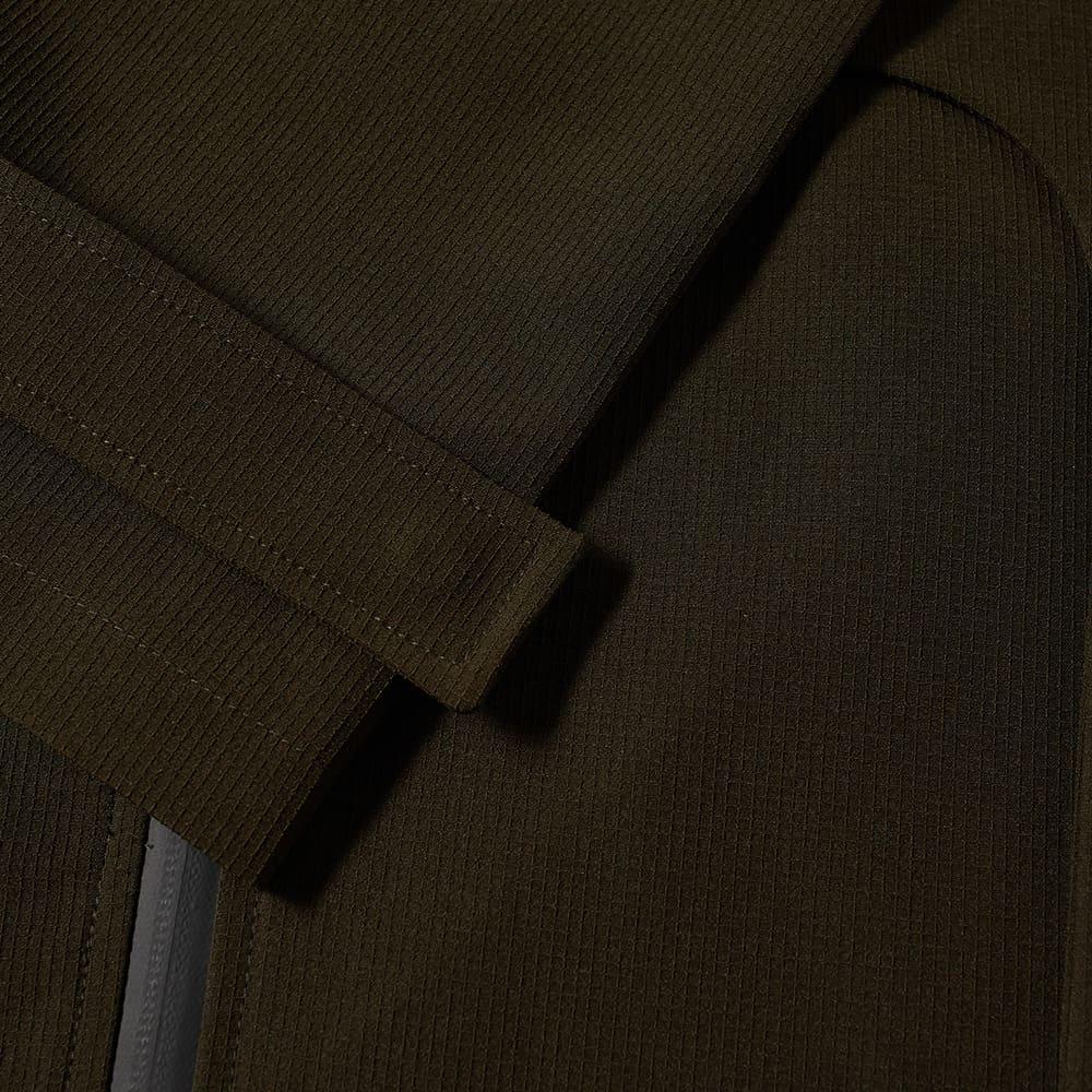 Jacquemus Taped Seam Mountain Jacket - Khaki