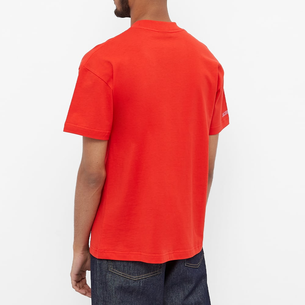 Jacquemus Hiker Tee - Red