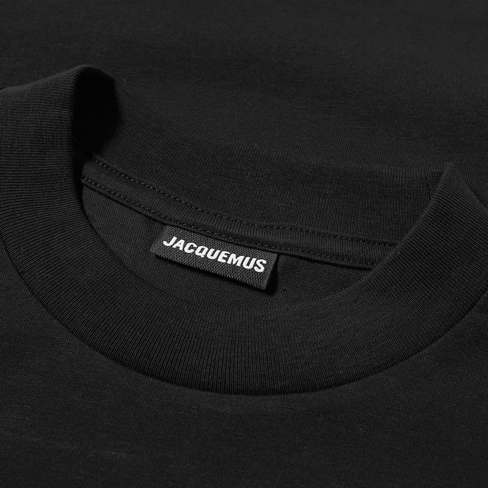 Jacquemus World Tee - Black