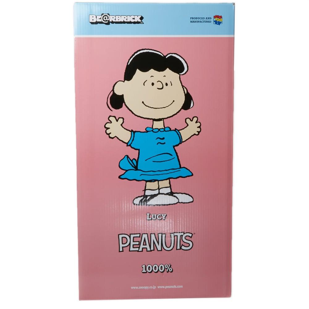 Medicom Lucy Peanuts Be@rbrick - Blue 1000%