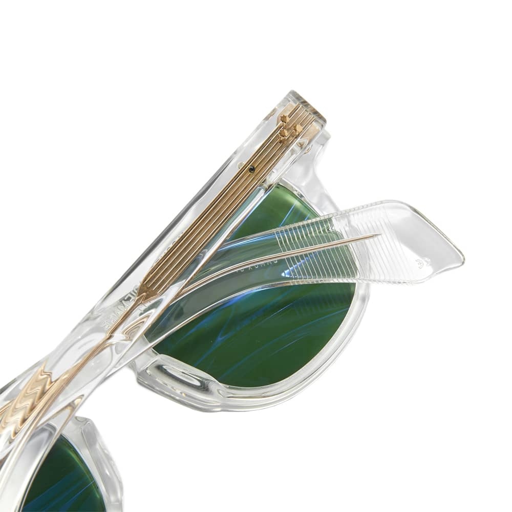 Jacques Marie Mage Jax Sunglasses - Clear